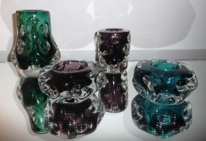 Liskeard Glass collection