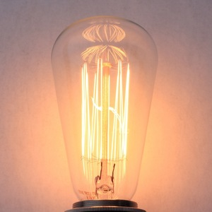 Squirrel cage lightbulb